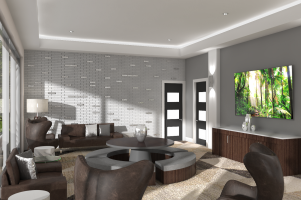 TAJ RESIDENCES Clubhouse - Lounge